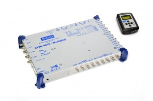SWK-9216 MultiBAS i programator URC-100