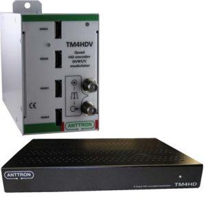 enkodery HDMI TM4HDV i TM4HD Anttron