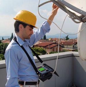 sygnał satelitarny i DVB-T